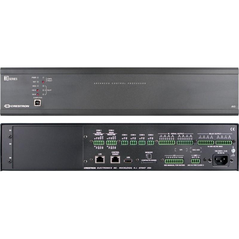 Crestron Av3 Audio Video Supply