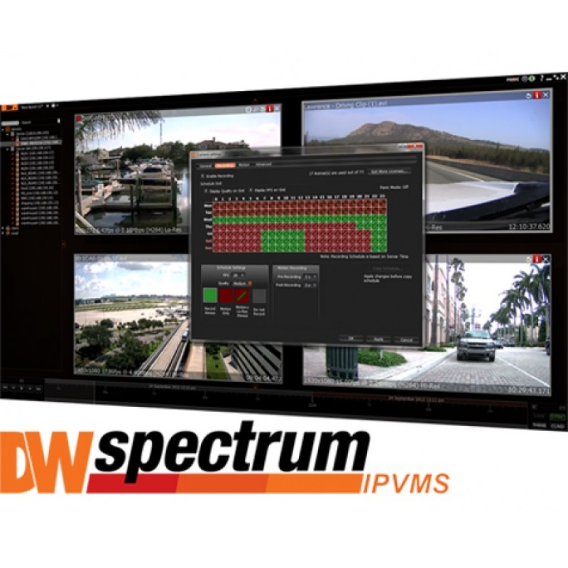 Digital Watchdog DW-SPECTRUMLSC | Audio Video Supply
