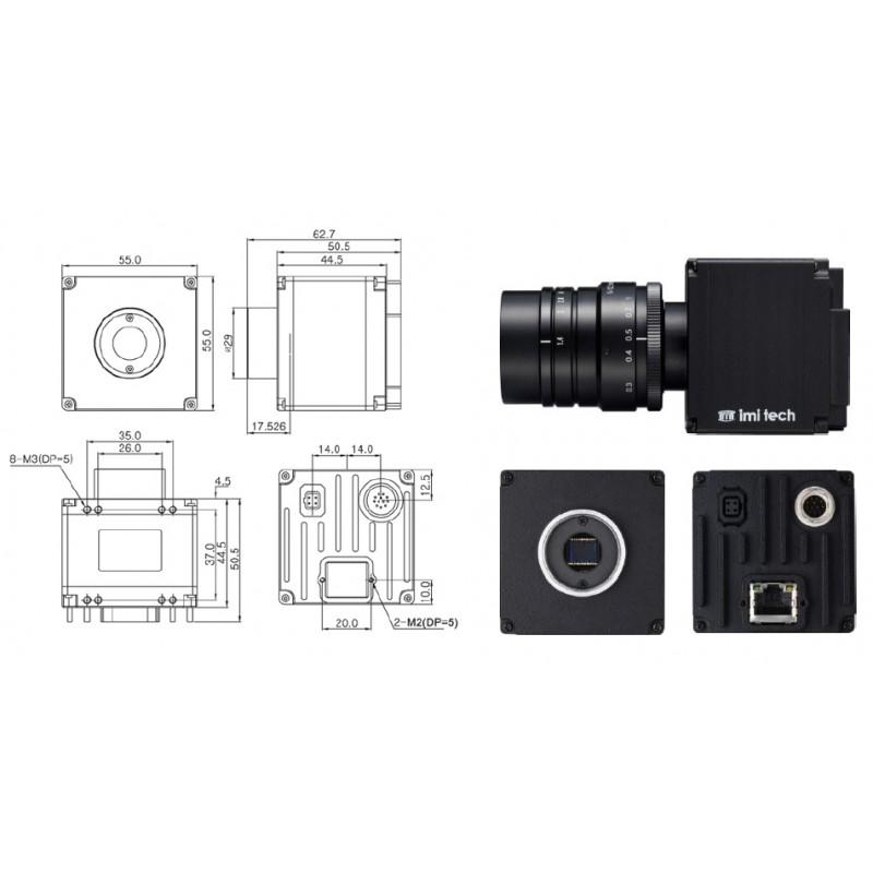 IMI Technology IMB-7050G   Audio Video Supply